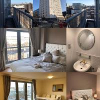 Penthouse 3 Bedroom Luxury Apartment - Bath Street - Glasgow City Centre