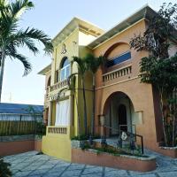 La Lorraine, отель в Порт-о-Пренс