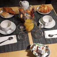 Fasthotel Avignon Nord Le Pontet, hotel v mestu Le Pontet
