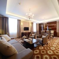 Lotte City Hotel Tashkent Palace, hotel en Tashkent