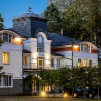 Hotel Violeta, отель в Друскининкае