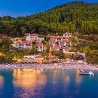 Adrina Beach Hotel, hotel in Panormos Skopelos