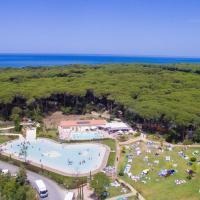 International Camping Etruria, hotell i Marina di Castagneto Carducci