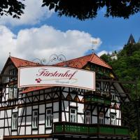 Fürstenhof Wernigerode, hotel in Wernigerode