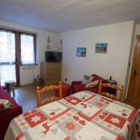 Altido Pré-Saint-Didier flat for 6 w/ parking