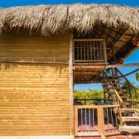 Cabañas El Arca, Hotel in Tierra Bomba