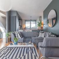 Arty 4 Bedroom Flat Minutes From Old Street