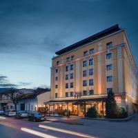 Hotel Opera Plaza, hotel in Cluj-Napoca