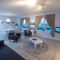 Beautiful and Spacious 2 Bedroom Apartment with Stunning Beach Views