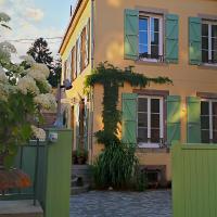 La Chouette Maison - Yoga et bien-être, hotel in Remiremont