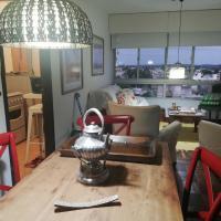 Apartamento de excelente ubicacion frente a Plaza Artigas, hotel in Salto