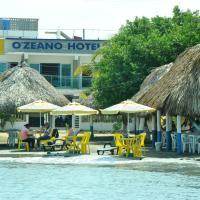 Hotel Ozeano, hotel in Coveñas