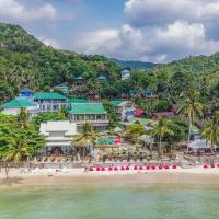 Villa Cha-Cha Salad Beach Koh Phangan, отель в Салад-Бич