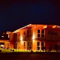 Hotel Rappenhof, отель в городе Бройна