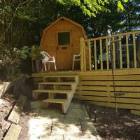 The CHESTER at HONEY TOP GLAMPING