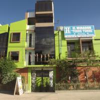 Hotel El Mirador Torre Torre, hotel in Huancayo