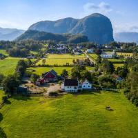 Lysefjorden - Gøysa Gard