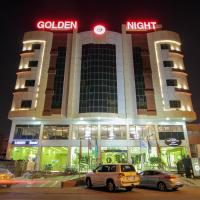 Golden Night Hotel, hotel em Najran