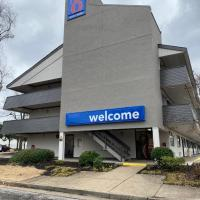 Motel 6-Memphis, TN - Downtown, hotel in Midtown, Memphis