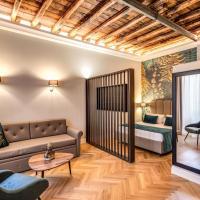Relais De La Poste, hotel in Spagna, Rome