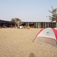 Wadi Ghwere Camp مخيم وادي الغوير