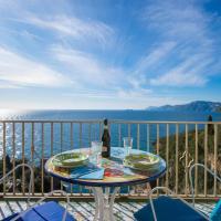 Hotel Villa Bellavista, hotell i Praiano