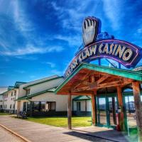 Bear Claw Casino & Hotel, hotel em Kenosee Park