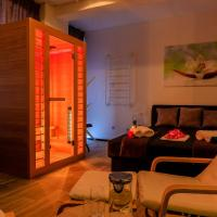 Bella - private room with sauna and parking