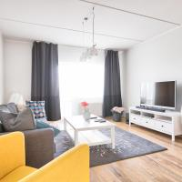 Wonderful stay at modern, spacious 2BR apartment