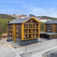 Holiday Home Tunturinlaita d4- 2 skipasses included, Hotel in Sirkka