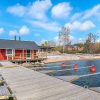 Holiday Home Kasnäs marina b 15, hotelli Kasnäsissä