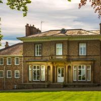 Brook Hall, hotel in Tadcaster