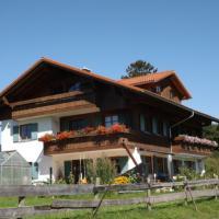 Landhaus Brockhaus, Hotel in Rettenberg