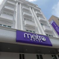 Metro Hotel @ KL Sentral, hotel u Kuala Lumpuru