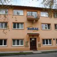 Penzión Koras, отель в городе Врутки