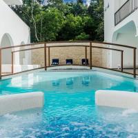 New! Hotel Mediterráneo Tulum, hotel in Tulum