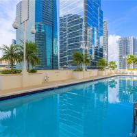 Luxury Penthouse Brickell 3 Bedrooms Free Parking