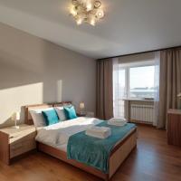 Two Bedroom Apartments Center - Двухкомнатная квартира Центр НОВАТ, 4 спальных места, RentHouse