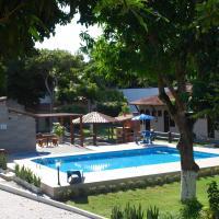 Hotel Rusticos, hotel in Conceição da Barra