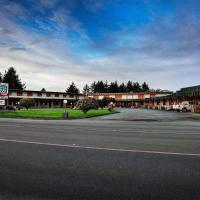 Curly Redwood Lodge, hotel in Crescent City
