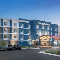 AmericInn by Wyndham Sioux Falls North, hotel in Sioux Falls