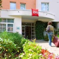 ibis Nancy-Brabois, hôtel à Vandœuvre-lès-Nancy