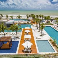 Flat In Mari Bali na Praia de Cotovelo, hotel in Parnamirim
