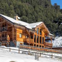 Chalet Luxe Aquila, hotel in Ceillac