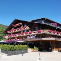 Hotel Arc-en-ciel Gstaad, отель в городе Гштад