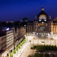 Park Inn by Radisson Antwerpen, hotell i Antwerpen