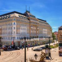 Radisson Blu Carlton Hotel, Bratislava, отель в Братиславе