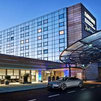 Radisson Blu Scandinavia Hotel Aarhus, hotel en Aarhus
