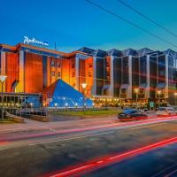Radisson Blu Ridzene Hotel, Riga, hotel i Riga