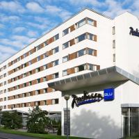 Radisson Blu Park Hotel, Oslo, hotel in Fornebu